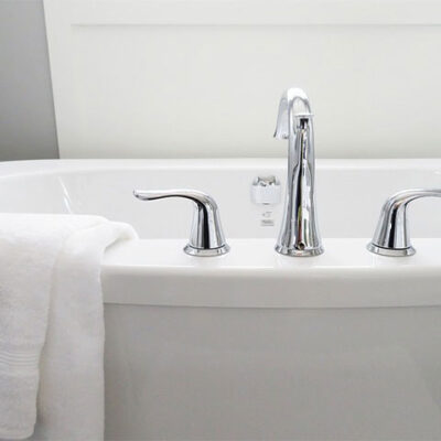 interior designer bathtub
